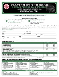 2016 GFOAT Fall Conference_Registration Form-FINAL